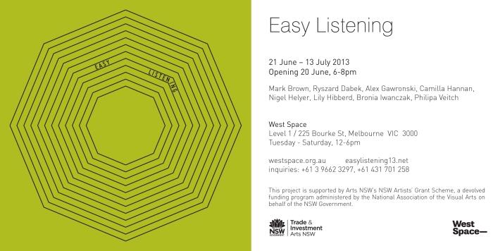 alex gawronski - easy listening invite dd