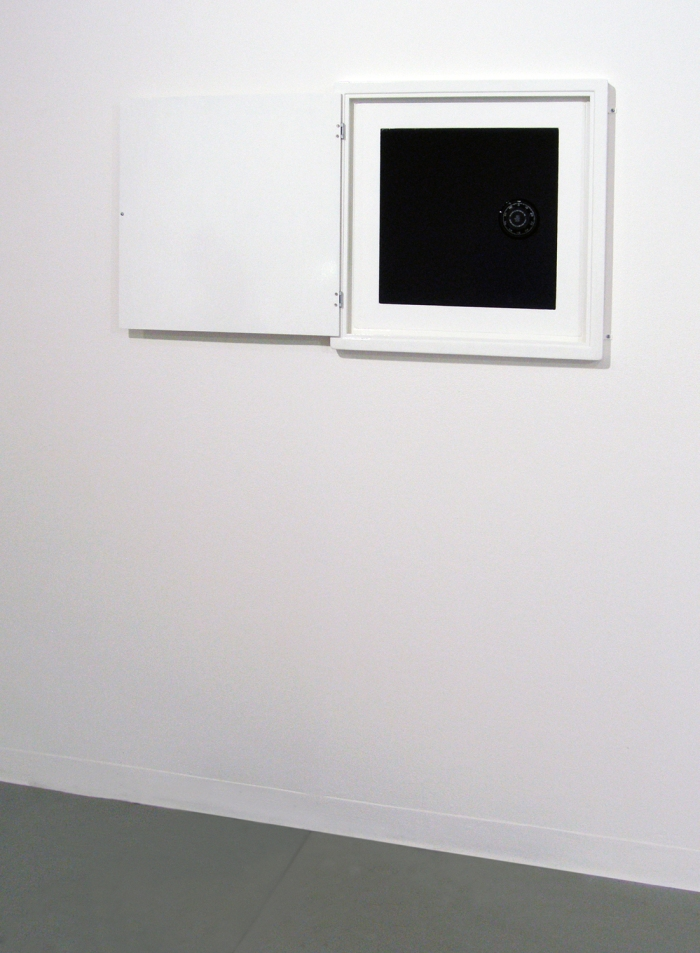 Alex Gawronski, Black Square, Vault 1