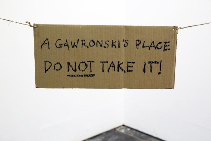 Alex Gawronski, No Relief (dtl)