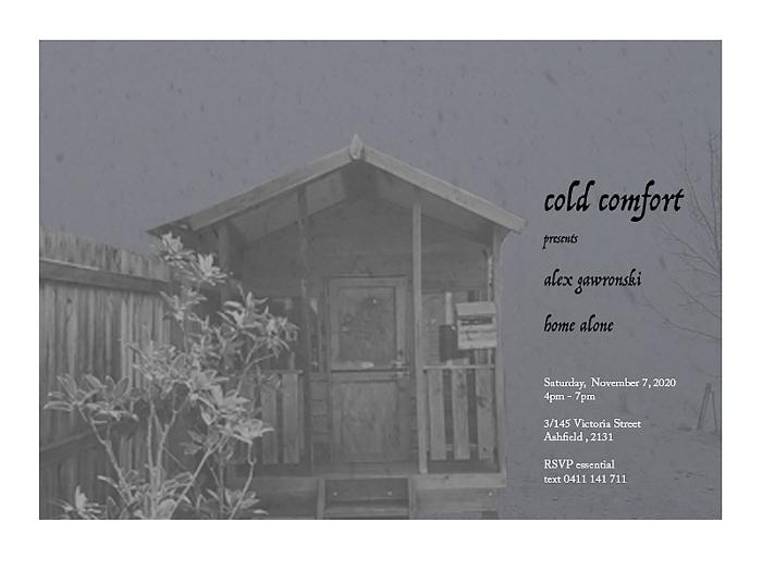 alex-gawronski-home-alone-cold-comfort-invite